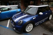 MINI blau metallic