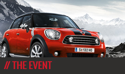 MINI Weekend - The event
